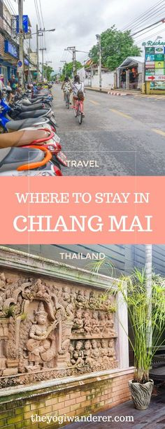 Where to stay in Chiang Mai: Rich Lanna House #Thailand #Asia #Hotel #Accommodation #SoutheastAsia