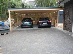 Wir wissen, was einen Carport einzigartig macht: CarportHAUS