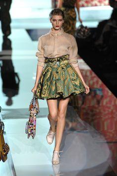 Dolce & Gabbana - Milan Spring 2008