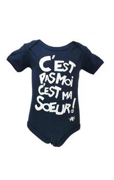 Hystérie Collective   Body bébé humour Vetement Bébé Mixte 31ed87c8ff5