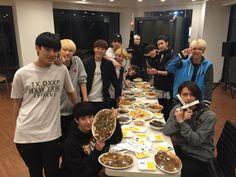 SEVENTEEN Dinner Together ^3^