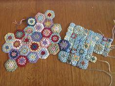 Hanna & Leijona: September 2011 - tiny thread crochet for doll house bedspreads