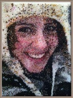 Abby by PortraitBeadShop on Etsy, $60.00
