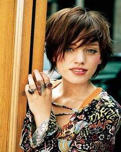 Image result for short hairstyles summer 2017