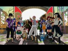 Don't mess with Fairy Tail ! [AMV/ASMV] - YouTube