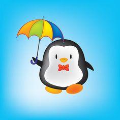 umbrella penguin