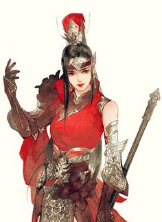The Art Of Animation Female Character Design, Character Concept, Character Art, Chinese Drawings, Chinese Art, Fantasy Characters, Female Characters, Chino Anime, Crayons Pastel