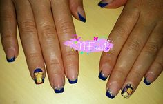 Sexy bikini nail art