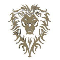 J!NX : Warcraft Movie Alliance Logo Vinyl Sticker