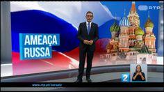ESTÁ EMINENTE A TERCEIRA GUERRA MUNDIAL? REPORTAGEM DA TELEVISÃO PORTUGU...