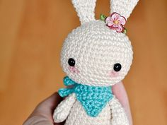 Amigurumi Conejo Paso A Paso : Funny bunny free crochet amigurumi and bunny