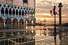 Piazza San Marco, Venice - Italy