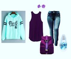 Check out what i wore for #wednesday  Casual Purple  Head over to my #blog to find out all the #details of this look  http://lolasdreamhouse.weebly.com/home/ootd-casual-purple-wednesday (Live link is in my Bio)  #purple #puplrlook #hoodies #hoodie #casuallook #outfits #outfits #outfitoftheday #ootds #lolasdreamhouse #casualootd #wednesday