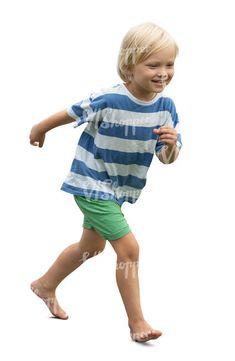 cut out little boy running barefoot Cut Out People, Little Boys, Barefoot, Running, Keep Running, Why I Run, Baby Boys, Infant Boys, Toddler Boys