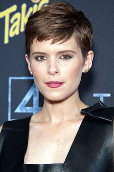 """NEW YORK, NY - AUGUST 04: Kate Mara attends the """"Fantastic Four"""" New York Premiere at Williamsburg Cinemas on August 4, 2015 in New York City. (Photo by D Dipasupil/FilmMagic)"""
