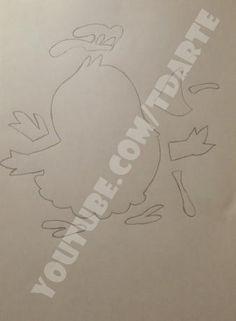 Galinha Pintadinha! Vem aprender! #galinha #galinhapintadinha #galocarijo #musical #musicalinfantil #gomaeva #molde #ideias #criatividade #festadagalinhapintadinha #youtube #canaltadearte www.youtube.com/watch?v=RE-4yKZelec