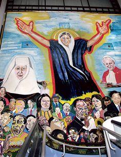 The Assumption of Mary, Xavier University of Louisiana, New Orleans
