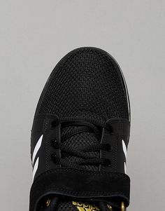 promo code 27e4d f7172 Adidas Training power perfect iii trainer in black bb6363