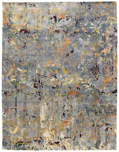 Prize-Winning Modern Rugs Gallery: Modern Textural Rug, Danielle in Love, When inquiring about this design, please indicate what size interests you.