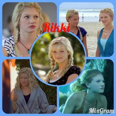 H2O Just Add Water, Rikki Chadwick, aka Cariba Heine