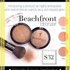 Get that sun kissed glow all year with #Youniques bronzer! Order through my website www.youniqueproducts.com/kristiespruance #14dayloveitguarantee