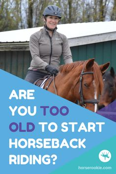 When is it too late to start horseback riding? Horse trainer and equestrian … Horseback Riding Tips, Horse Riding Tips, Equestrian Boots, Equestrian Outfits, Equestrian Fashion, Equestrian Style, Horse Fashion, Westerns, Riding Hats