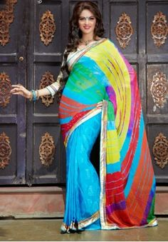 Georgette Lehriya Saree Georgette Lehriya Saree Product Code: FHLASANG1266 Availability:In Stock Price: Rs.1,778