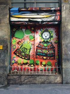 Da série Grafites de São Paulo.  No filter!!!____________________________________ #sampa #saopaulo #saopaulowalk #sãopaulo #brasil #brazil #porai #instagram #instasampa #graffiti #grafite #grafites #grafitesp #grafitebrasil #grafittiart #grafittiartist #instagrafite #instagraffiti #streetart #street #streets  #edsonpereiraphotos #oolharfotografico #photo #photograph #photographer #photooftheday #iphone5s #iphone #nofilter