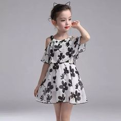 Cheap 12 ans, Buy Quality girls chiffon dress directly from China dress children Suppliers: Girls Chiffon Dresses Children Summer Casual Floral Short Princess Dress Kids Girl Clothing robe pour fille de 12 ans Tutus For Girls, Dresses Kids Girl, Girls Party Dress, Baby Dress, Kids Outfits, Flower Girl Dresses, Party Dresses, Summer Dresses, Dress For Girl Child
