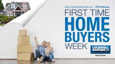 Tips for First Time Home Buyers from Coldwell Banker's Global Network #FirstHome