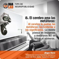 Octavo tip de #Neuropublicidad. #Neuromarketing