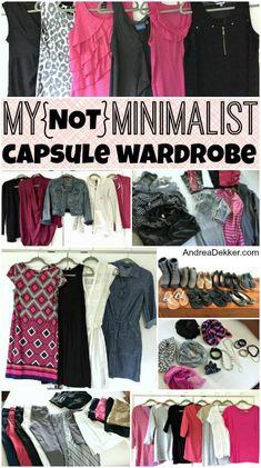 My (NOT) Minimalist