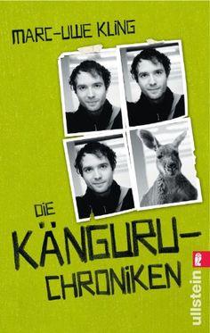 Die Känguru-Chroniken: Ansichten eines vorlauten Beuteltiers von Marc-Uwe Kling http://www.amazon.de/dp/3548372570/ref=cm_sw_r_pi_dp_Jrrrvb07GJJZ6
