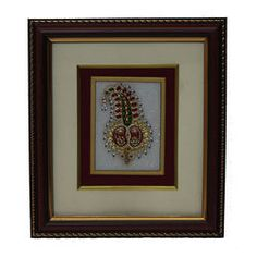 Cg Marble Painting Framed - Jewellery8 - Online shopping INDIA - Buy Handicrafts,Gifts, Crafts,handmade, handcrafted, home decor, Gift items, Home Furnishing Items, Statues, Decorative, Indian Handicrafts, Paintings, Wall decor Items