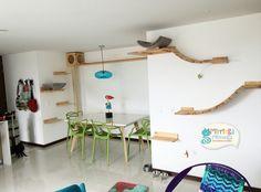 Cat Climber, Climbers, Habitats, Ideas Para, Animal, Dog, Pets, Furniture, Home Decor