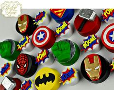 Superhero inspired chocolate covered Oreos for an Avengers themed birthday party! Avengers Birthday, Superhero Birthday Party, Chocolate Covered Treats, Chocolate Dipped, Birthday Cakes For Men, Birthday Cupcakes, Superhero Treats, Avenger Cake, Avenger Cupcakes