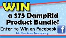 DampRid HUGE Product Bundle Giveaway on their Facebook Page!   #giveaway #deals   https://www.facebook.com/DampRid/app_103822229704881