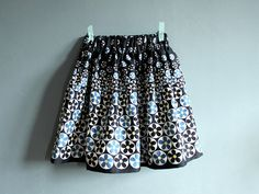 1hour skirt I by TrulaKids, via Flickr