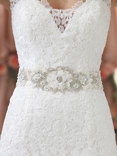 Style No. BELT11415 » David Tutera for Mon Cheri»wedding dresses 2013 and bridal gowns 2014