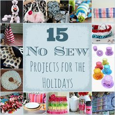 No-Sew-Projects-For-The-Holidays