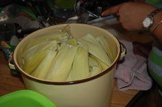 Chilean Humitas (Corn Tamales)