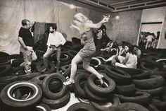 Allan Kaprow, Yard- Pasadena (1967)