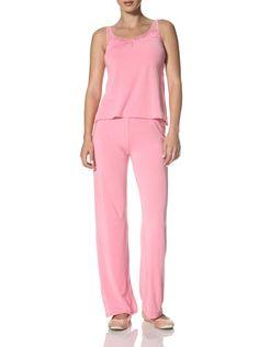 b332e11bc4b 71% OFF OnGossamer Women s Luxe Lace Pajama Set (Miami Vice)