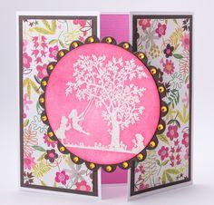 Spring card - Scrapbook.com