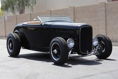 1932 Ford Highboy Roadster - Classic Hot Rod