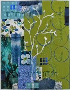 Fabric Collage Online Workshop