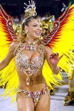 Rio on Fire Samba Carnival