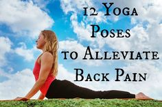 Got back pain? Try these easy yoga poses to alleviate your back ache
