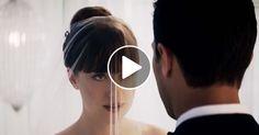 """Darauf haben viele Fans gewartet: Im neuen Trailer von """"Fifty Shades of Grey - Freed"""" werden ein paar Einblicke in die Hochzeit von Anastasia und Christian gezeigt, darunter auch Aufnahmen vom Hochzeitskleid. Hier kannst du dir den Trailer ansehen:"""
