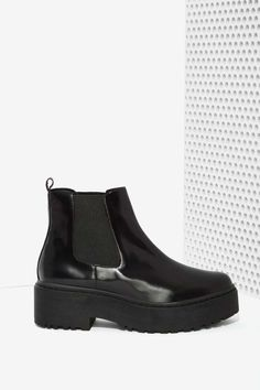 Jeffrey Campbell Universal Leather Boot | Shop Shoes at Nasty Gal!